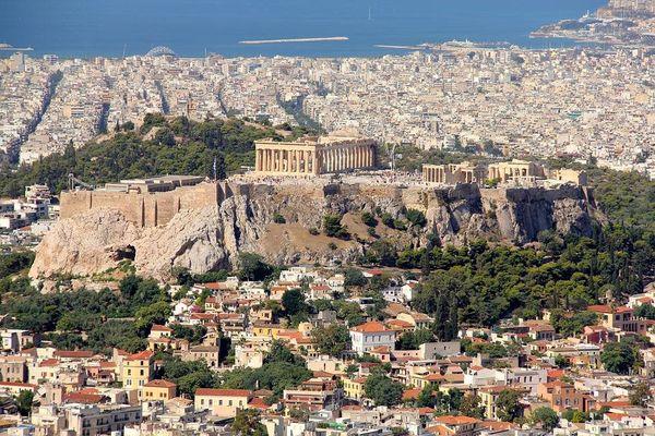 Как поработать фрилансером в Греции и вовремя уехать