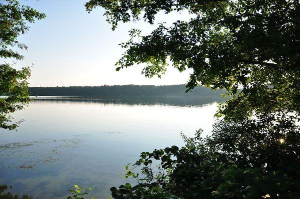 Фріланс на Волинських озерах