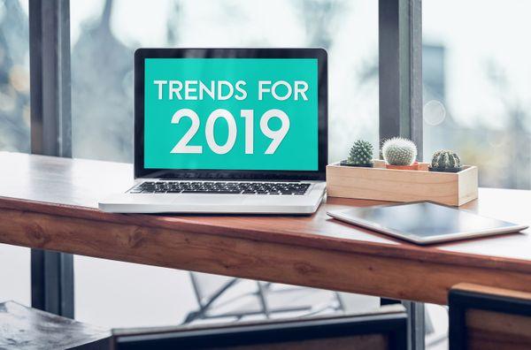 6 супертрендов для создания логотипов в 2019 году